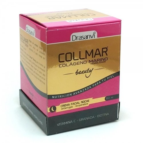 Collmar Beauty Crema Facial Noche con colágeno  60 ml