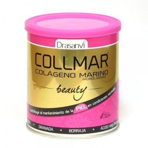 Beauty Collmar Drasanvi. Marine collagen + hyaluronic acid Borage