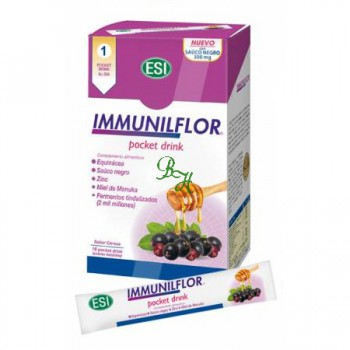 IMMUNOFLOR Pocket drink