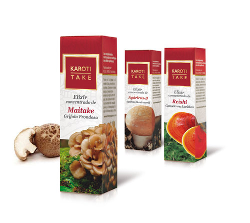KAROTI-TAKE Maitake Concentrated Elixir